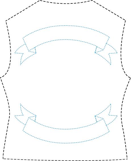 draw_moto1 custom motorcycle vest patches