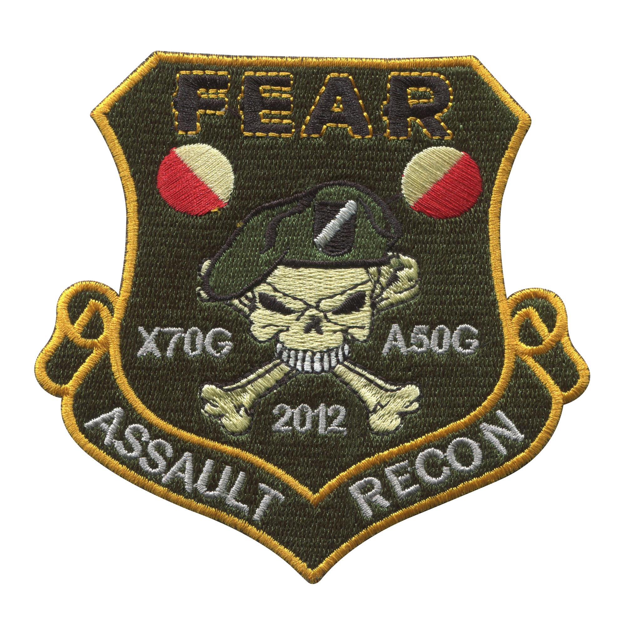 Custom Patches Pricing - Embroidered Patches for Sale