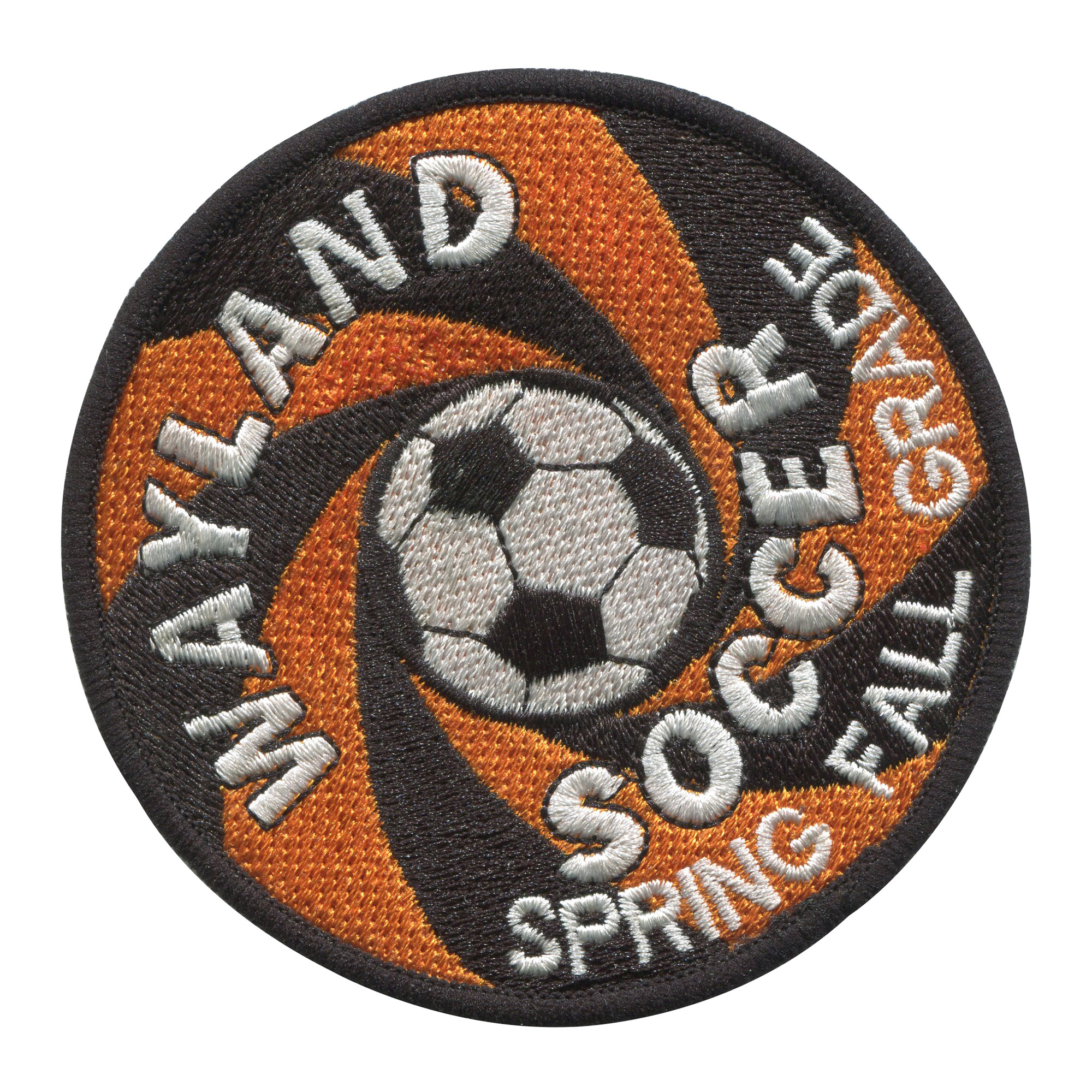 Soccer patches for teams