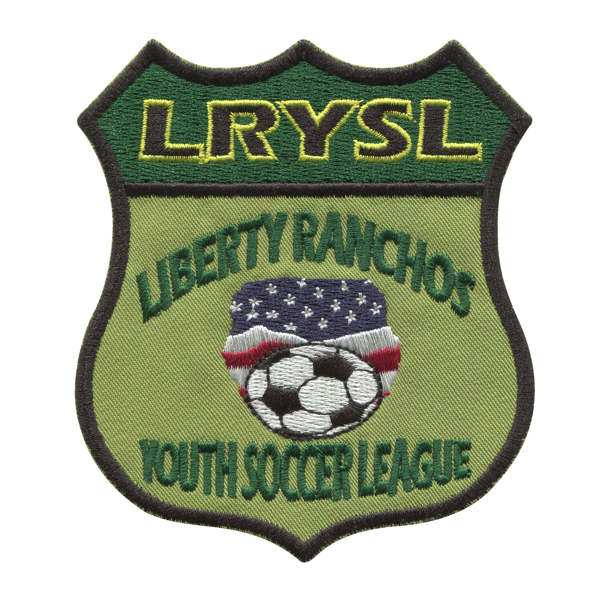 Soccer Teams Patches Iron On Soccer Teams Patches