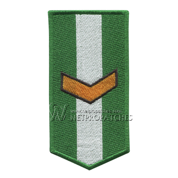 Custom Chevrons Patches