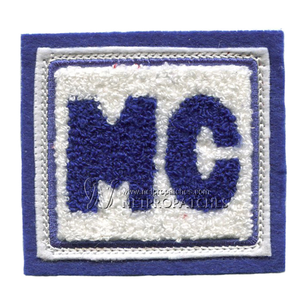 Chenille Patches