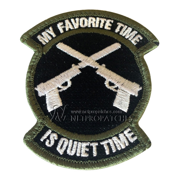 Airsoft Patches