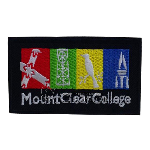 College Patches