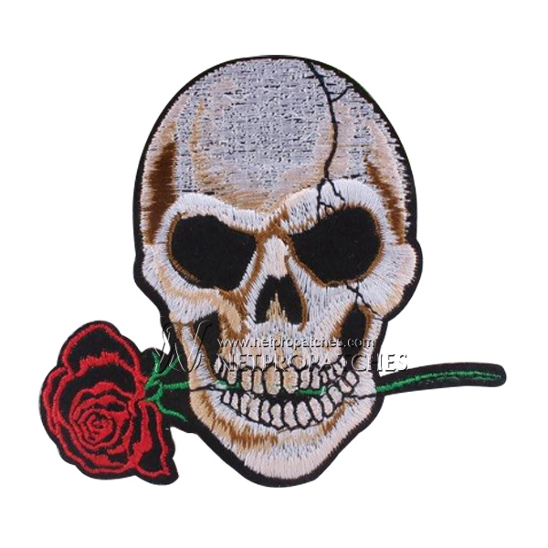 Skull Patches