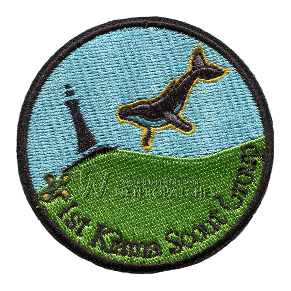 Animal Patches